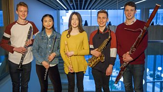 Bbc Young Musician - 2018: 3. Woodwind Category Final