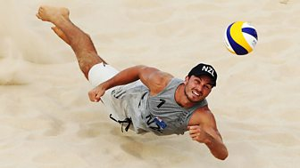 Commonwealth Games - Day 8, Part 3: Featuring Men's Beach Volleyball