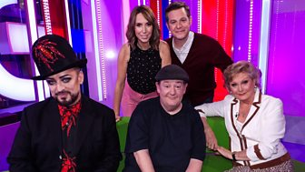 The One Show - 11/04/2018