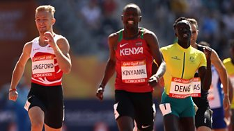 Commonwealth Games - Day 8, Part 5: Featuring Men's 800m
