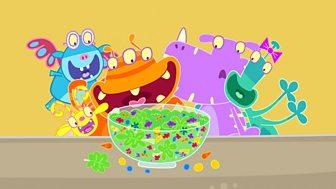 School Of Roars - Series 1: 42. Squish Squash Salad