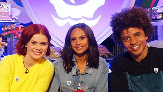 Blue Peter - The Big Birthday Balloon And Alesha