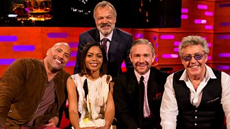 The Graham Norton Show - Series 23: Episode 2