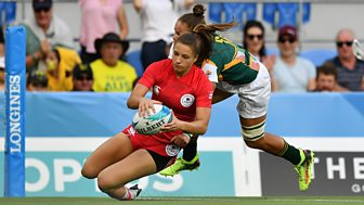 Commonwealth Games - Day 9, Part 3: Featuring Rugby Sevens