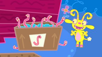 School Of Roars - Series 1: 50. Whizzy Worms