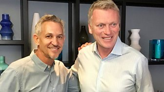 Motd: The Premier League Show - Gary Lineker At West Ham