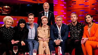 The Graham Norton Show - Series 23: Episode 3