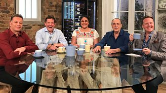 Saturday Kitchen - 21/04/2018