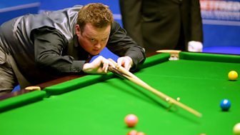 Snooker: World Championship - 2018: Day 2, Afternoon Session