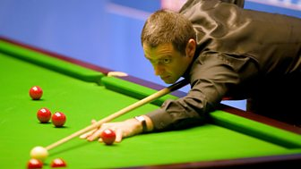 Snooker: World Championship - 2018: Day 2, Morning Session