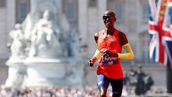 London Marathon - 2018: Highlights