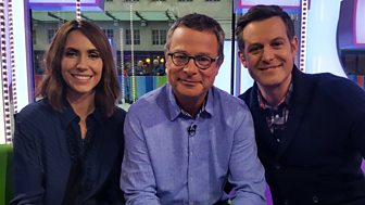 The One Show - 24/04/2018