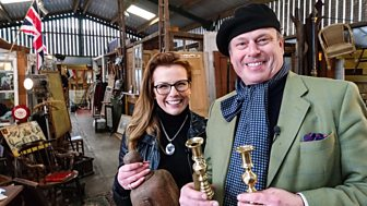 Antiques Road Trip - Series 15 Reversions: 6. James B & Christina T - Days 1 & 2