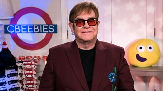 Cbeebies Bedtime Stories - 633. Elton John - The Dog Detectives: Lost In London