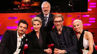 The Graham Norton Show - Series 23: Episode 4