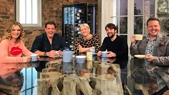 Saturday Kitchen - 28/04/2018