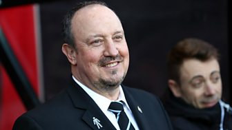 Motd: The Premier League Show - Newcastle - United Under Rafa