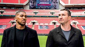 Joshua V Klitschko: Return To Wembley - Episode 01-06-2018