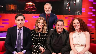 The Graham Norton Show - Series 23: Episode 5