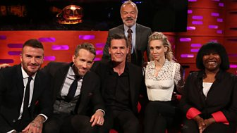 The Graham Norton Show - Series 23: Episode 6