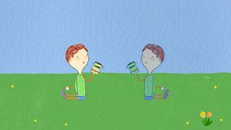 Pablo - Series 1: 9. Mirror Boy