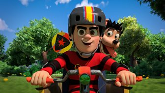 Dennis & Gnasher Unleashed! - Series 1: 27. Freewheelin'
