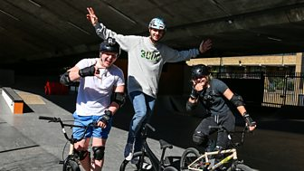 Matilda And The Ramsay Bunch - Series 4: 5. The Big Bike Bite