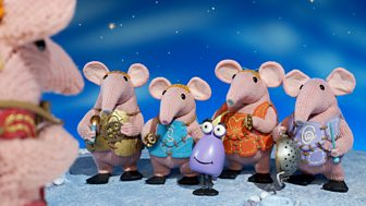 Clangers - Series 2: 22. The New Froglet