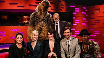 The Graham Norton Show - Series 23: Episode 7