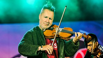 Biggest Weekend - Nigel Kennedy