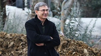 Imagine... - Spring 2018: 2. Orhan Pamuk: A Strange Mind