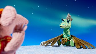 Clangers - Series 2: 24. The Other Iron Chicken