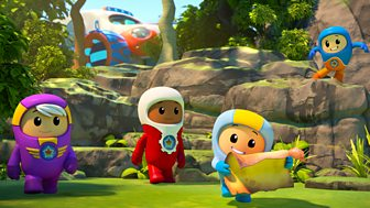Go Jetters - Series 2: 29. Go Jet Academy: Map Readers