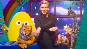 Cbeebies Bedtime Stories - 634. George Ezra - Here Comes The Sun