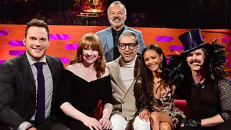 The Graham Norton Show - Series 23: Episode 8