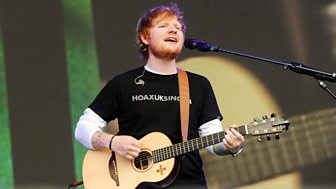 Biggest Weekend - Ed Sheeran