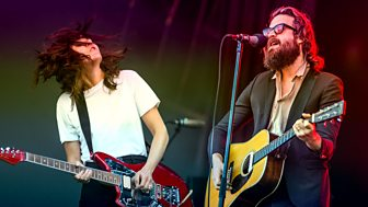 Biggest Weekend - Father John Misty And Courtney Barnett