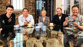 Saturday Kitchen - 26/05/2018