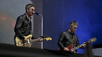 Biggest Weekend - Noel Gallagher's High Flying Birds