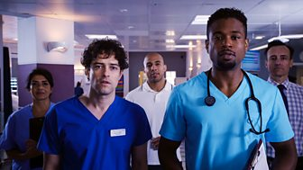 Holby City - Series 20: 23. None But The Brave