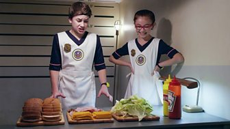 Odd Squad - Series 2: 30. Agent Oksana's Kitchen Nightmares