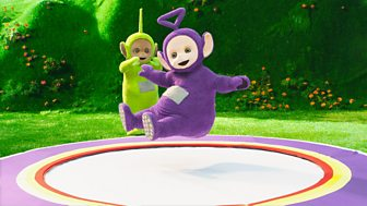 Teletubbies - Series 2: 41. Bottom Bump