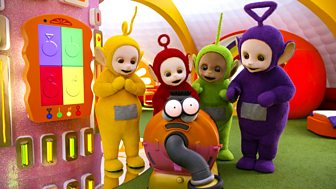 Teletubbies - Series 2: 44. Join In
