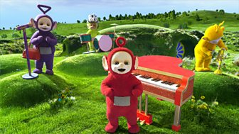 Teletubbies - Series 2: 45. Songtime