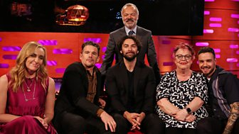 The Graham Norton Show - Series 23: Episode 9