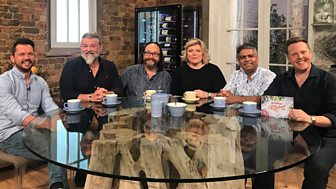 Saturday Kitchen - 02/06/2018