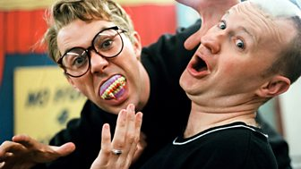 The League Of Gentlemen - Series 2: 6. Royston Vasey And The Monster From Hell