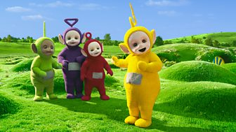 Teletubbies - Series 2: 46. Three
