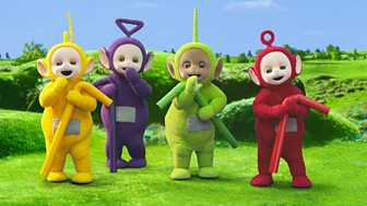 Teletubbies - Series 2: 47. Straw
