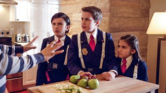Odd Squad - Series 2: 38. Problem Partners